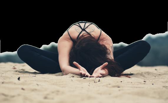 Relax & restore yoga